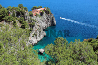 Villa Malaparte auf Capri