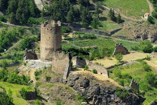 Villeneuve Castello di Chatel-Argent 05