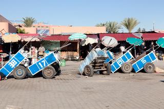 Trolley Marrakech