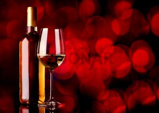 Festive wine