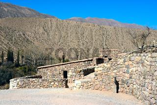 Quebrada de Humahuaca, central Andes Altiplano, Argentina