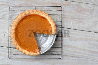 Pumpkin Pie Cooling Rack
