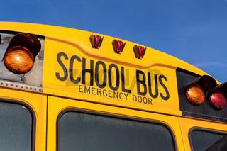 Amerikanischer School Bus