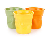 Colorful Espresso Cups