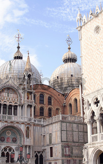 Venedig - Basilica di San Marco-III-