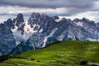 Monte Cristallo , Dolomiten , Südtirol
