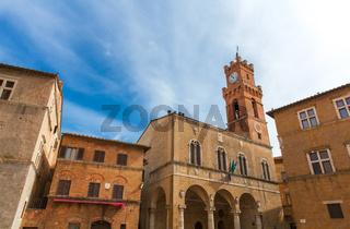 Kirche Pienza