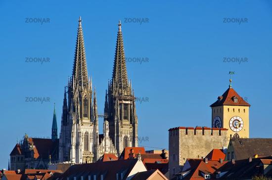 Regensburg Dom - Regensburg cathedral 02