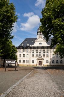 Rathaus von Ballenstedt