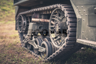 Tanks transmission