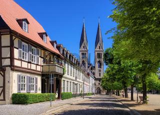 Halberstadt Dom - Halberstadt cathedral 01