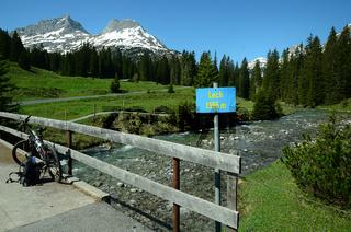 Lechquellengebirge; Lechursprung;