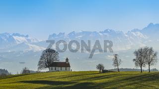 Heilig-Kreuz-Kapelle-Amtzell | Oberschwaben