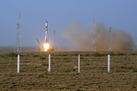 Fatal Progress Spacecraft Launch
