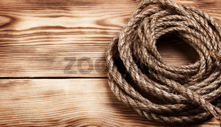 old rope