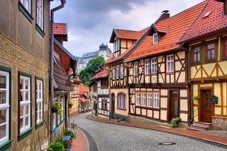 Stolberg Fachwerkhaeuser - Stolberg half-timber houses 02