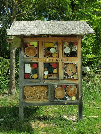 Foto Insektenhotel Insektenhaus Bild 9224989