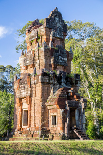 North Khleang tower in Angkor Thom complex