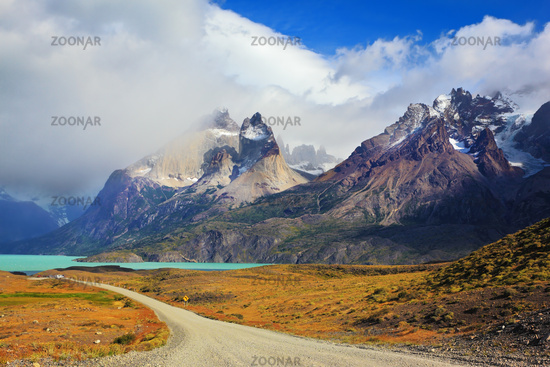 National Park Torres del Paine, Patagonia