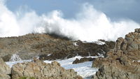 Hard waves strike