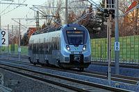 Talent 2 der S-Bahn Mitteldeutschland.