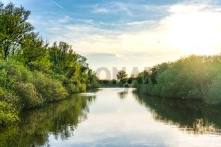 Landschaft am Dümmer See-76