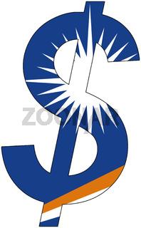 dollar - flag of marshall islands