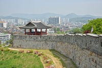 North-West Pavilion of Suwon Hwaseong