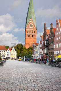 Lueneburger Stadtbild-III-