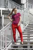 Fashion in Rot