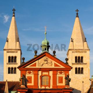 St.George's Basilica in Prague