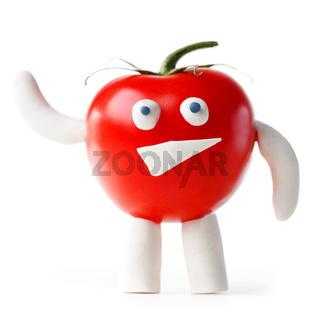 Tomato mascot