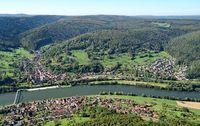 Neustadt und Erlach am Main