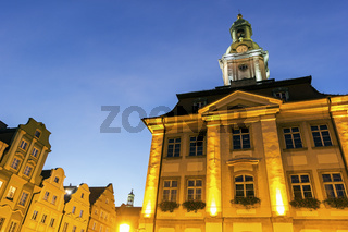 Town Hall in Jelenia Gora