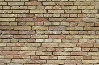 Struktur - Ziegelsteinmauer