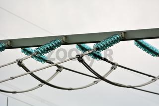 Elektrische Verteiler Trafos