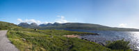 Coigach Roadside Panorama