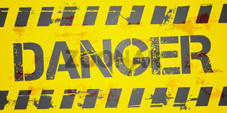 Danger Background