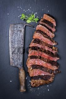Steak Slices