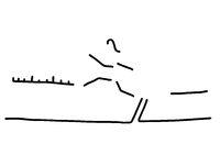 weitsprung leichtathletik weitspringer