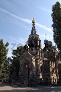 Russisch-Orthodoxe Kirche in Dresden