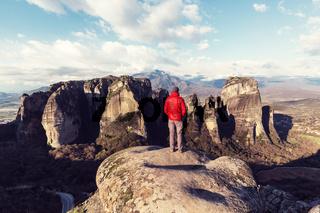 Tourism in Meteora