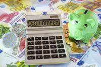 Energie sparen mit LED Lampen und Leuchtmittel
