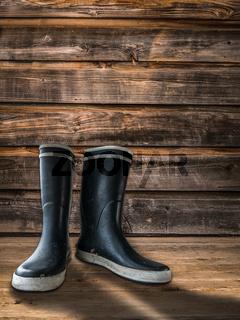 Farmhouse Rubber Boots