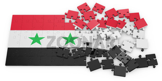 puzzles of Syria