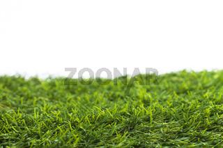 Rasen isoliert