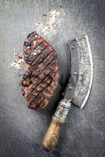 Barbecue Dry Aged Point Steak
