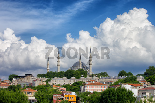Istanbul Cityscape