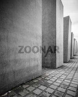 Holocaust Memorial in Berlin, Germany