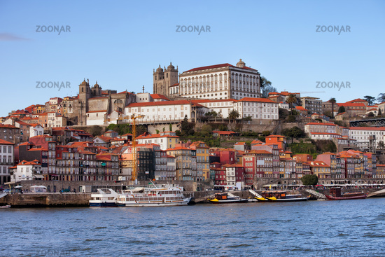 Historic City Centre of Porto in Portugal